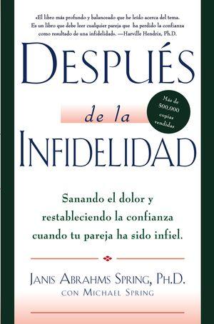 Despues de la infidelidad book image