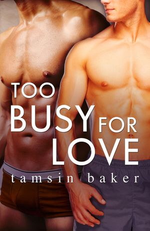 Too Busy For Love (Novella) book image