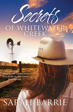 Secrets Of Whitewater Creek book image