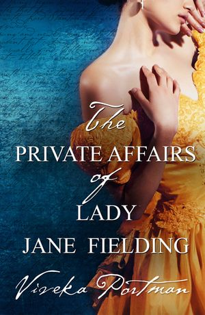 The Private Affairs Of Lady Jane Fielding book image