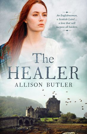 Cover image - The Healer