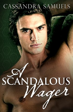 A Scandalous Wager book image