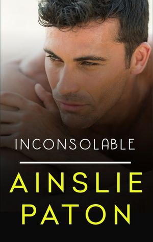Inconsolable book image