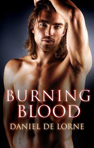 Burning Blood book image
