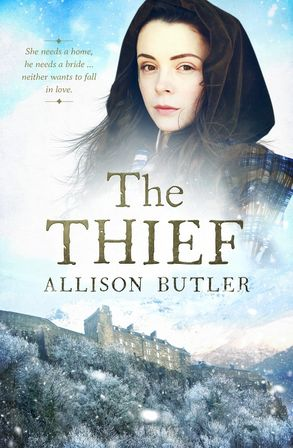 Cover image - The Thief
