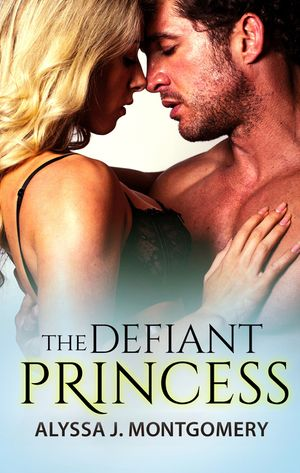 The Defiant Princess book image