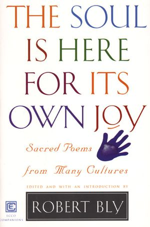 Soul Is Here For It's Own Joy book image