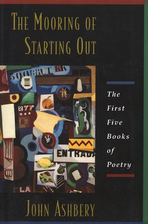 The Mooring Of Starting Out book image