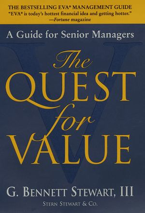 The Quest for Value book image