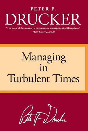 Managing in Turbulent Times book image