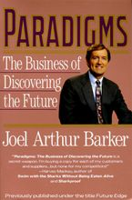 Book cover image: Paradigms: Business of Discovering the Future, The