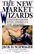 Book cover image: The New Market Wizards: Conversations with America's Top Traders