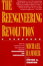 Book cover image: The Reengineering Revolution