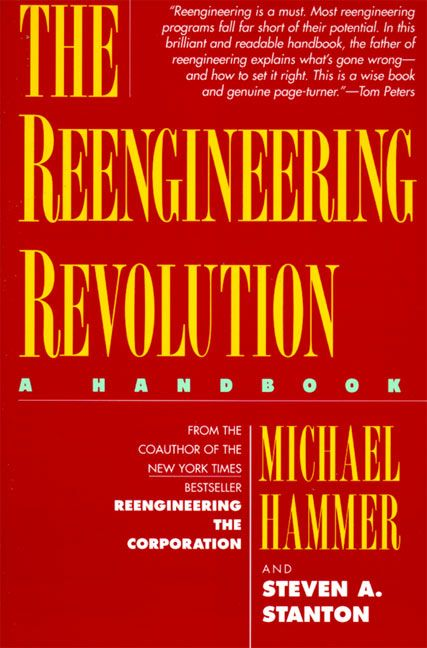 Reengineering The Corporation Book