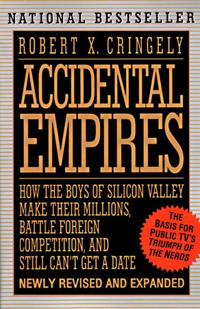 Book cover image: Accidental Empires | National Bestseller