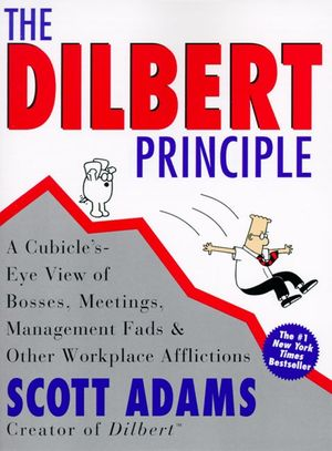 The Dilbert Principle book image