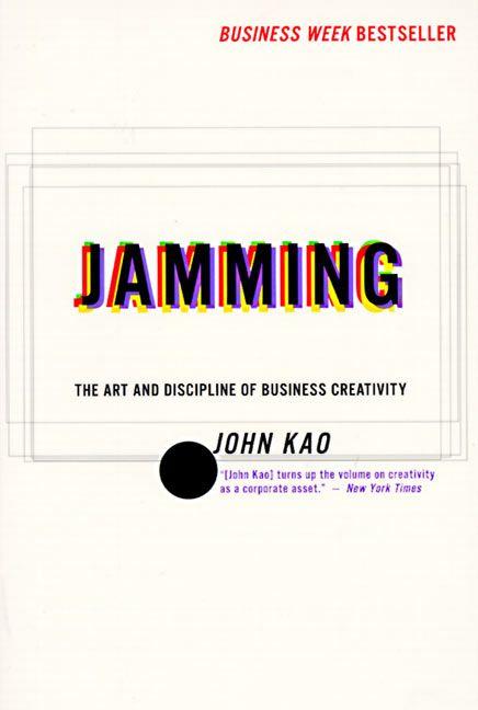 Jamming - John Kao - Paperback
