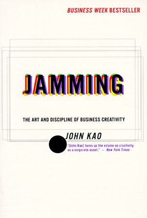 Book cover image: Jamming: Art and Discipline of Corporate Creativity, The | BusinessWeek Bestseller