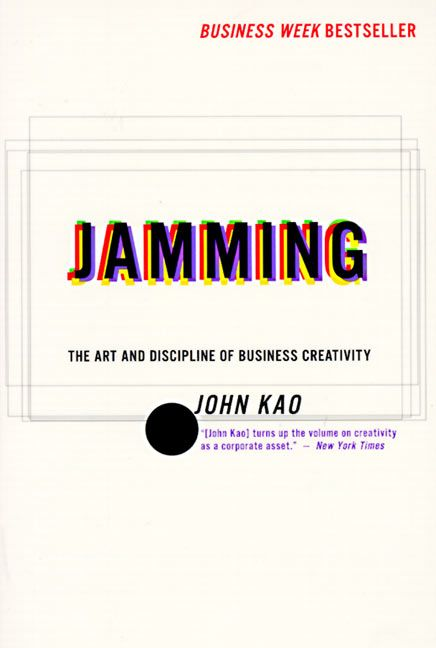 Jamming john kao paperback enlarge book cover fandeluxe Choice Image