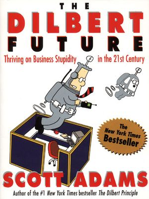 The Dilbert Future book image