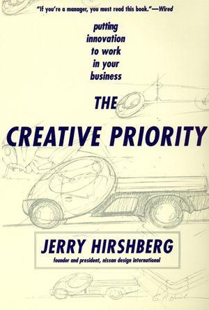 The Creative Priority book image