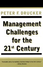 Management Challenges for the 21st Century Paperback  by Peter F. Drucker