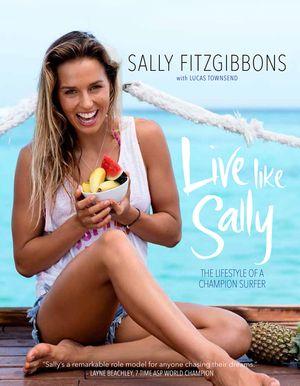 Live Like Sally book image
