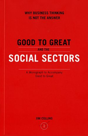 GOOD TO GRT & SOCIAL SECTOR PB book image