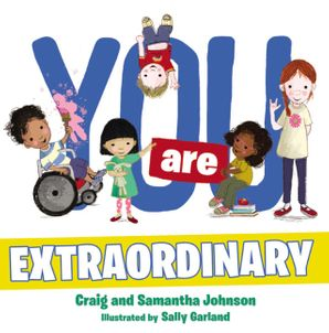 You Are Extraordinary Hardcover  by No Author