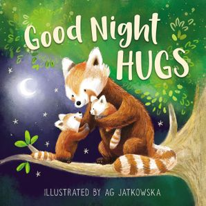 Good Night Hugs Board book  by No Author
