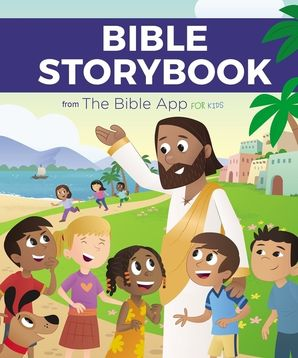 Journey to Jesus Bible Storybook Hardcover  by No Author