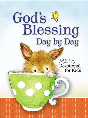 God's Blessing Day By Day Hardcover  by Johnny Hunt