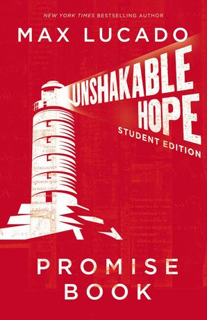 Unshakable Hope Promise Book Paperback  by Max Lucado