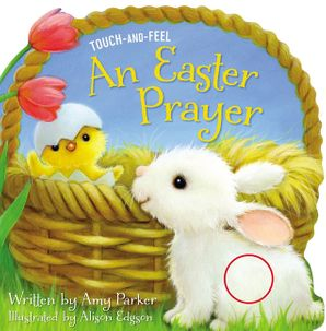 Easter Prayer Touch and Feel