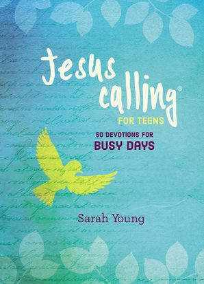 Jesus Calling: 50 Devotions for Busy Days (Jesus Calling®) Hardcover  by Sarah Young