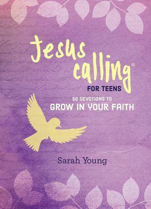 Jesus Calling: 50 Devotions to Grow in Your Faith (Jesus Calling®) Hardcover  by Sarah Young