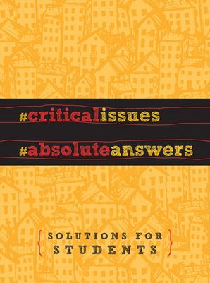 Cu/Critical Issues: Absolute Answers Hardcover  by Dr Jay Strack