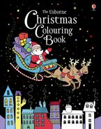 Christmas Colouring Book - Candice Whatmore