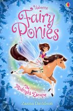 Fairy Ponies Midnight Escape Hardcover  by Zanna Davidson