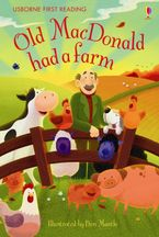 Old Macdonald Had A Farm Hardcover  by Lesley Sims