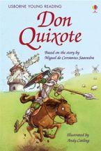 Don Quixote Hardcover  by Mary Sebag-Montefiore
