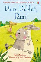 Run Rabbit Run Hardcover  by MAIRI MACKINNON