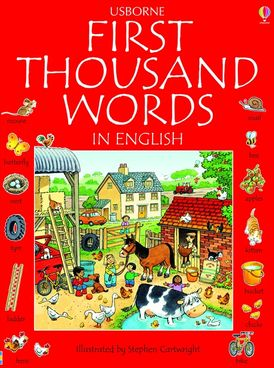 First 1000 Words In English