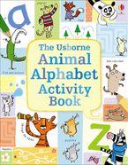 Animal Alphabet Activity Book Paperback  by MAIRI MACKINNON