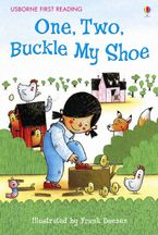 One Two Buckle My Shoe Hardcover  by Russell Punter