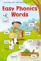 Easy Phonic Words Hardcover  by MAIRI MACKINNON