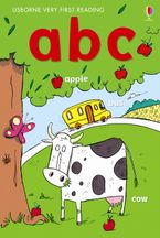 ABC (Very First Reading) Hardcover  by MAIRI MACKINNON