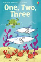 One Two Three (Very First Reading) Hardcover  by MAIRI MACKINNON