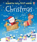 Felicity Brooks - Usborne Very First Words: Christmas