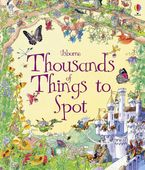 Thousands Of Things To Spot Paperback  by USBORNE